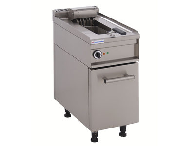 Electric Deep Fat Fryer with 1 Tank