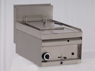 Gas Table Top Deep Fat Fryer with 1 Tank